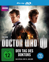 polyband Doctor Who - Der Tag des Doktors - Das 3D-Special zum 50.Jubiläum (inkl. 2D-Version)