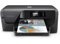 HP Officejet Pro 8210 Farbe 2400 x 1200DPI A4 WLAN Schwarz (Schwarz)