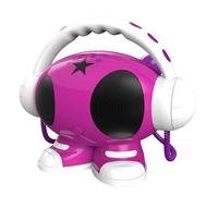 Bigben Interactive Emma (Schwarz, Pink, Weiß)