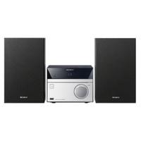 Sony CMT-SBT20 12W Schwarz, Silber (Schwarz, Silber)