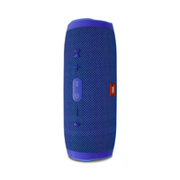Harman/Kardon JBL Charge 3 Stereo 20W Tube Blau (Blau)