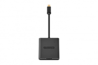 Sitecom CN-346 Mini DisplayPort to HDMI Adapter (Schwarz)