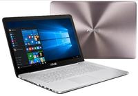 ASUS VivoBook N752VX-GC189T 2.6GHz i7-6700HQ 17.3Zoll 1920 x 1080Pixel Grau, Silber (Grau, Silber)