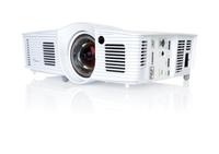Optoma GT1070Xe 2800ANSI Lumen DLP 1080p (1920x1080) 3D Tragbarer Projektor Weiß (Weiß)