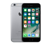 Renewd Apple iPhone 6 aufgearbeitet - 16GB Space Grau (Grau)
