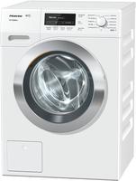 Miele WKD130 WPS W1 Edition Freistehend Frontlader 8kg 1600RPM A+++ Chrom, Weiß (Chrom, Weiß)