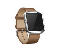 Fitbit FB159LBCML Band Braun Smartwatch-Zubehör (Braun)