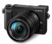 Panasonic Lumix DMC-GX80 + LUMIX G VARIO 14-140mm 16MP 4/3
