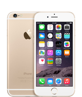 Renewd Apple iPhone 6 Single SIM 4G 64GB Gold Generalüberholt (Gold)