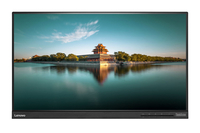 Lenovo ThinkVision T2364t 23Zoll Full HD IPS Matt Schwarz Computerbildschirm (Schwarz)