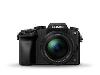 Panasonic Lumix DMC-G70MEG-K SLR-Kamera-Set 16MP Live MOS 4592 x 3448Pixel Schwarz digital SLR camera (Schwarz)