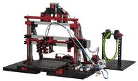fischertechnik 536624 3D-Drucker (Schwarz, Grau, Rot)
