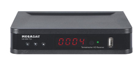 Megasat HD 650 T2+ (Schwarz)