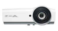 Vivitek DH833 Desktop-Projektor 4500ANSI Lumen DLP 1080p (1920x1080) Weiß Beamer (Weiß)