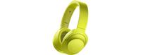 Sony MDR-100ABN Stereophonisch Kopfband Limette (Limette)