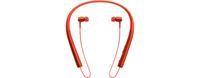 Sony MDR-EX750BT Stereophonisch im Ohr, Nackenband Rot (Rot)