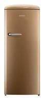 Gorenje ORB153CO Kühlschrank mit Gefrierfach (Cappuccino)