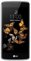 LG K8 K350N 8GB 4G Schwarz, Blau (Schwarz, Blau)