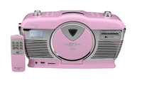 Soundmaster Kofferradio (Pink)