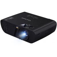 Viewsonic PJD7720HD Full HD projector 3200ANSI Lumen 3LCD 1080p (1920x1080) Desktop Schwarz (Schwarz)