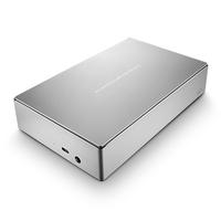 LaCie Porsche Design 5TB 5000GB Aluminium (Aluminium)
