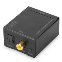 Digitus Digital to Analog Audio Converter (Schwarz)