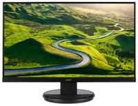 Acer K2 K272HLEbid 27Zoll Full HD VA Glanz Schwarz Computerbildschirm (Schwarz)
