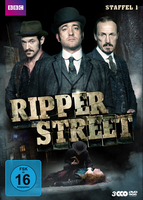 polyband Ripper Street - Staffel 1