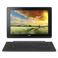 Acer Aspire Switch 10 E SW3-016-14UC 1.44GHz x5-Z8300 10.1Zoll 1280 x 800Pixel Touchscreen Schwarz, Grau (Schwarz, Grau)
