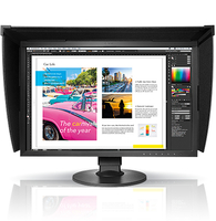 Eizo CG2420 24.1Zoll Full HD IPS LED display (Schwarz)