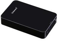 """Intenso 3.5"""" Memory Center USB 3.0 8000GB Schwarz (Schwarz)"""