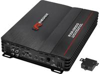 Renegade RXA 1000D Auto Audioverstärker (Schwarz)