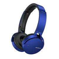 Sony MDRXB650BT Stereophonisch Kopfband Blau (Blau)