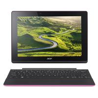 Acer Aspire Switch 10 E SW3-016-14FE 1.44GHz x5-Z8300 10.1Zoll 1280 x 800Pixel Touchscreen Schwarz (Schwarz, Pink)