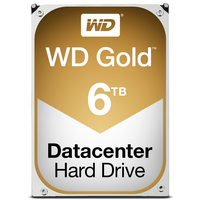 Western Digital Gold 6000GB Serial ATA III Interne Festplatte