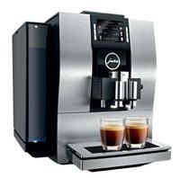 Jura Z6 Aluminium Combi coffee maker 2.4l 20Tassen Mandel, Schwarz (Mandel, Schwarz)