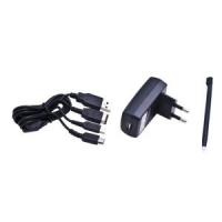 Snakebyte Universal AC Adapter (Schwarz)