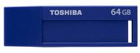 Toshiba TransMemory U302 64GB USB 3.0 Blau USB-Stick (Blau)