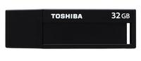 Toshiba TransMemory U302 32GB USB 3.0 Schwarz USB-Stick (Schwarz)