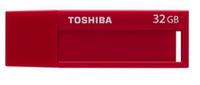 Toshiba TransMemory U302 32GB USB 3.0 Rot USB-Stick (Rot)