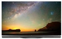 LG OLED65E6D 65Zoll 4K Ultra HD 3D Smart-TV WLAN LED-Fernseher (Schwarz, Silber)