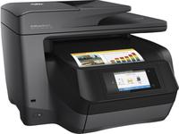 HP OfficeJet Pro 8725 AIO Thermal Inkjet Schwarz (Schwarz)