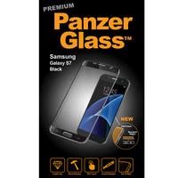 PanzerGlass 1054 klar Galaxy S7 1Stück(e) Bildschirmschutzfolie (Schwarz, Transparent)