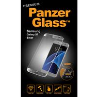 PanzerGlass 1056 klar Galaxy S7 1Stück(e) Bildschirmschutzfolie (Silber, Transparent)