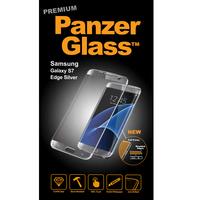 PanzerGlass 1052 klar Galaxy S7 edge 1Stück(e) Bildschirmschutzfolie (Silber, Transparent)