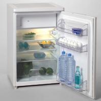 Exquisit KS15A+ Kombi-Kühlschrank (Weiß)