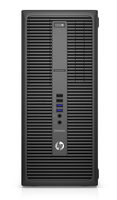 HP EliteDesk 800 G2 Tower-PC (ENERGY STAR) (Schwarz)