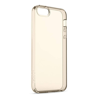Belkin Air protect Abdeckung Gold,Transparent (Gold, Transparent)