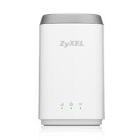ZyXEL LTE4506-M606 Dual-band (2.4 GHz / 5 GHz) Gigabit Ethernet Grau, Weiß 3G 4G (Grau, Weiß)