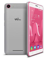 Wiko Jerry Silber (Pink, Silber)